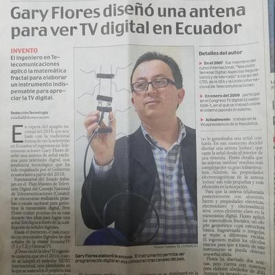 GARY Flores